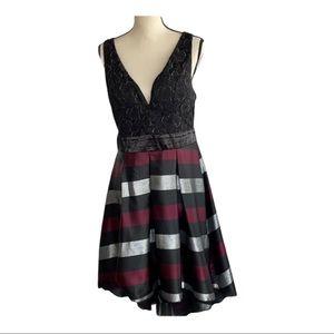 ❤️Venus❤️hi low evening dress size (14)